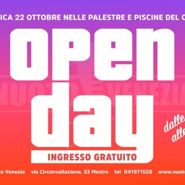 Open Day Oct 2017